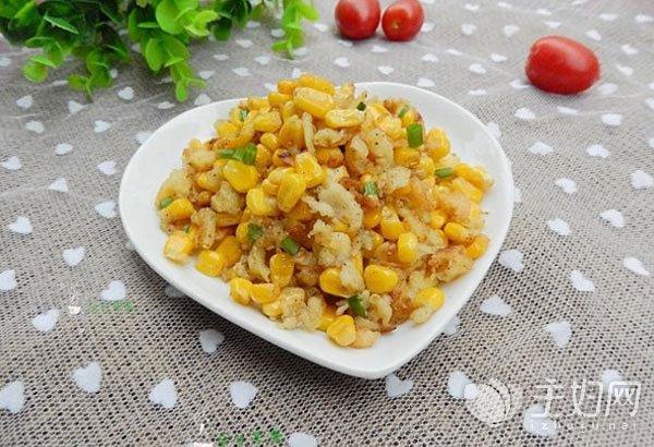 吃玉米的好处