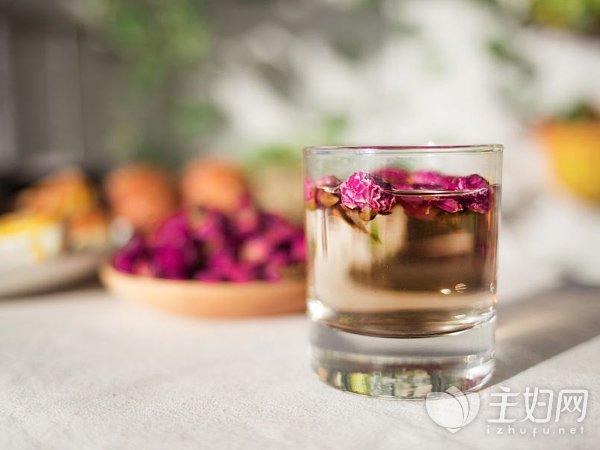喝玫瑰花茶能祛斑吗