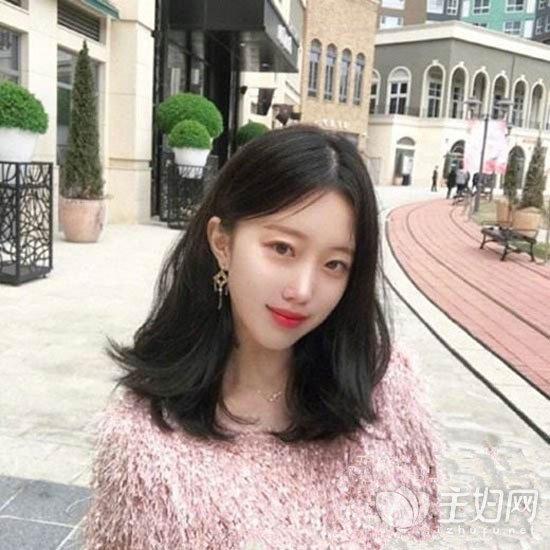 齐肩发怎么烫好看 韩式齐肩烫发发型图片图片
