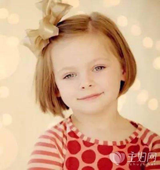儿童发型短发发型