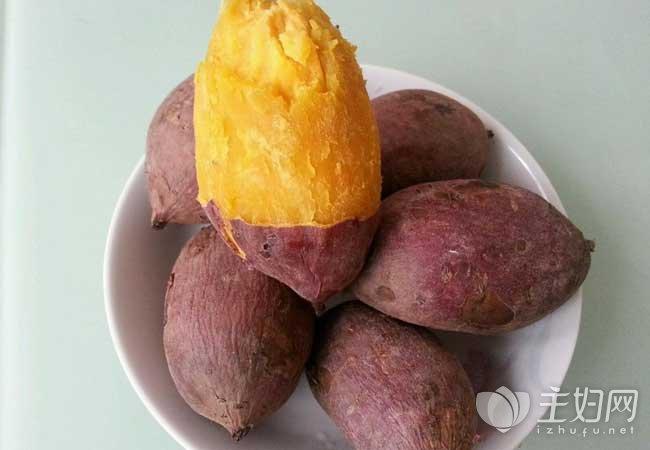 减肥吃什么好 红薯减肥的四款食谱