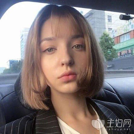 2017年流行短发发型图片