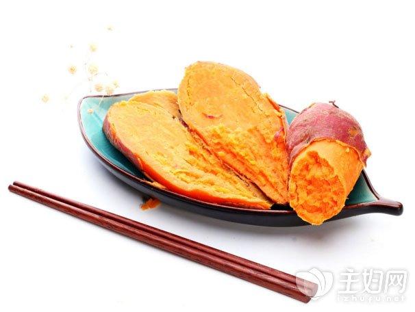 吃红薯的好处