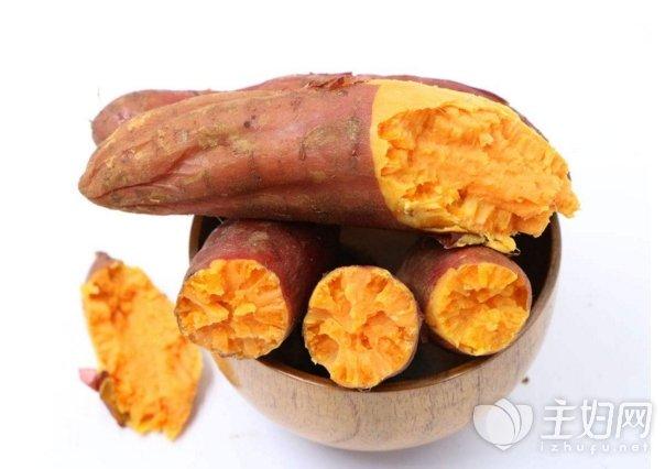 没有烤箱怎么烤红薯