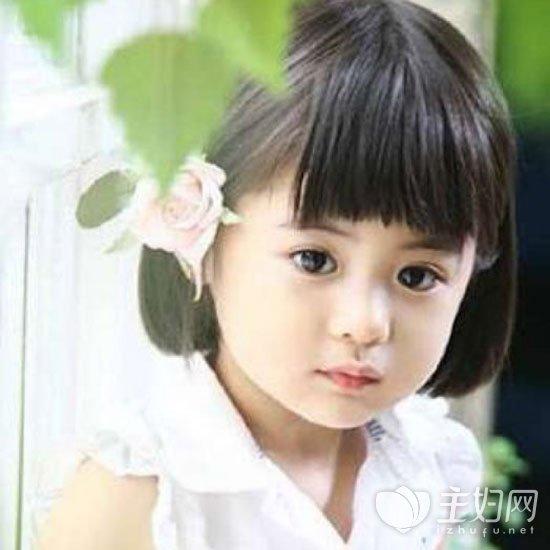 宝宝短发发型图片