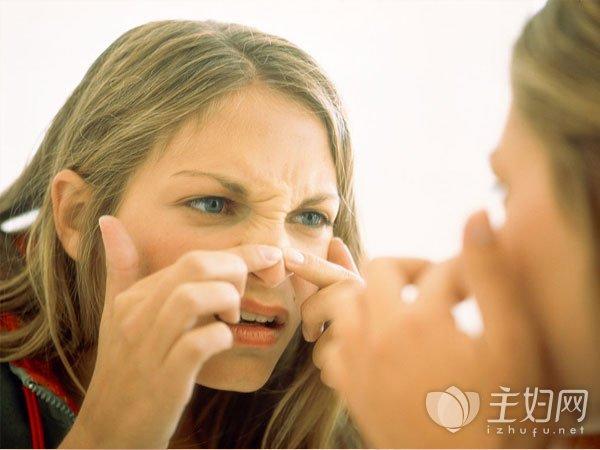 脸部不同部位长痘原因