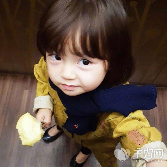 发型图片造型发型图片可爱日系短发儿童长发发型女中图片