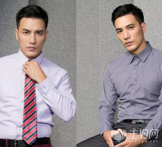男生短发无刘海发型-职场男生短发发型图片 打造成熟帅气时尚风