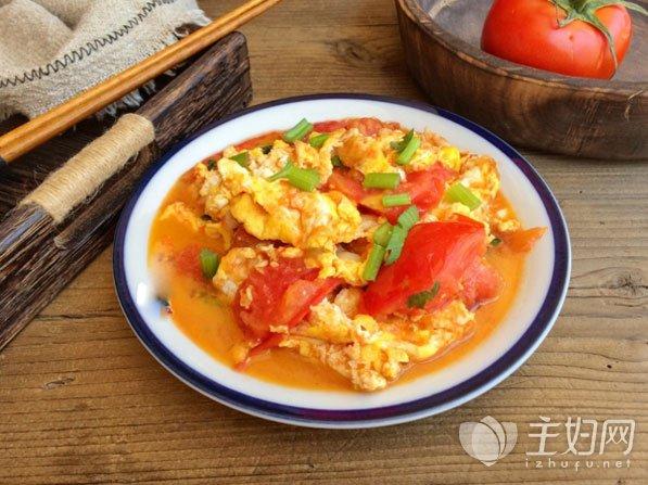 如何做番茄炒蛋好吃