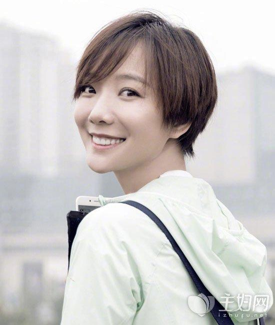 景甜刘诗诗短发精灵很短发齐耳图片打造迷人女孩时尚头漫画图片学生大全图片