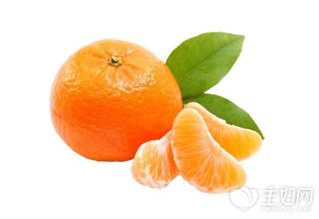 柑橘的营养价值