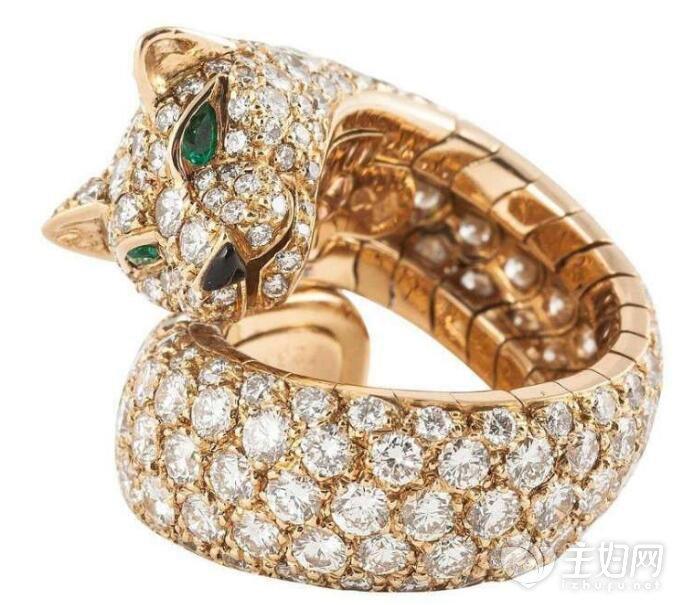卡地亚是王室贵族的象征