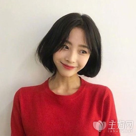 韩式短发发型图片 2018年流行短发造型趋势