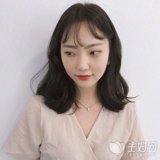 韩式短发发型图片 2018年流行短发造型趋势图片