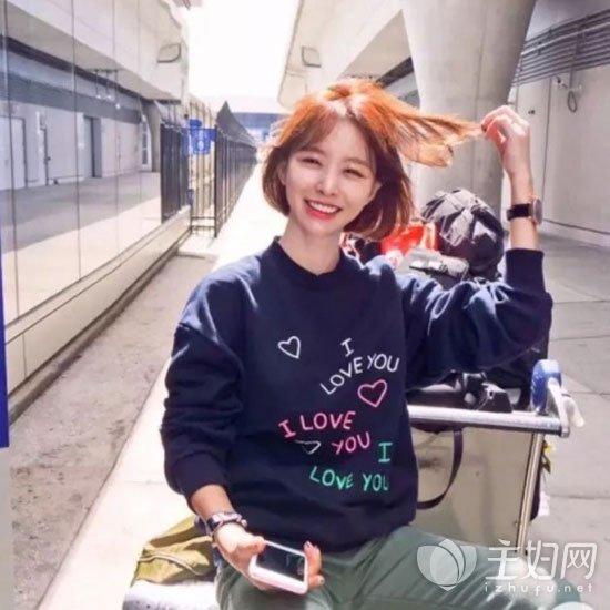 2018发型流行短发过渡_女生超短发留长技巧