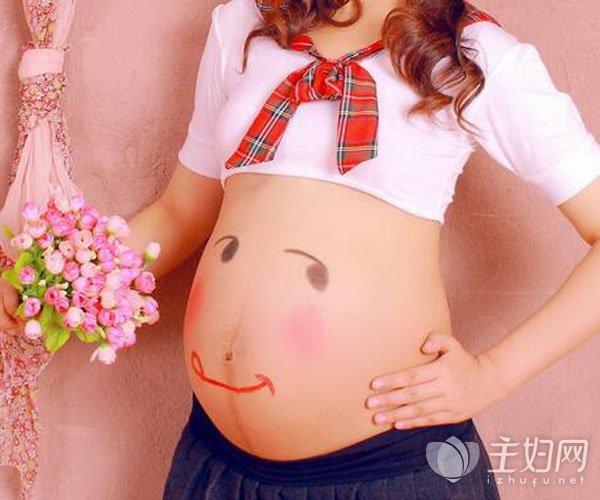 小孩可以摸孕妇的肚子吗