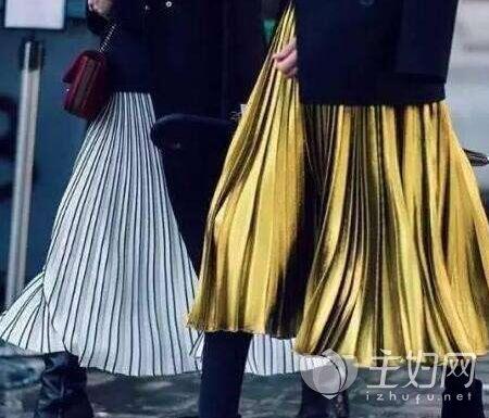 哪种身材适合穿百褶裙