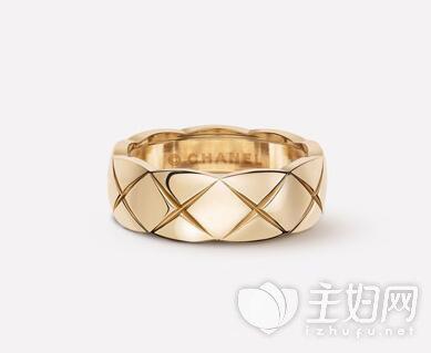 闵孝琳结婚戴的戒指多少钱