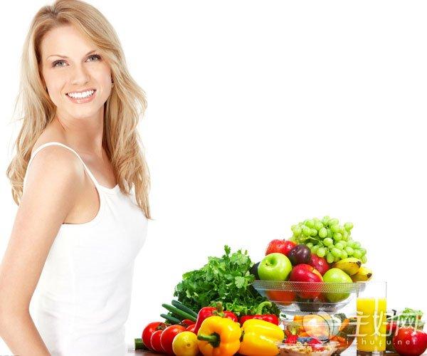 女人减压的食物哪些