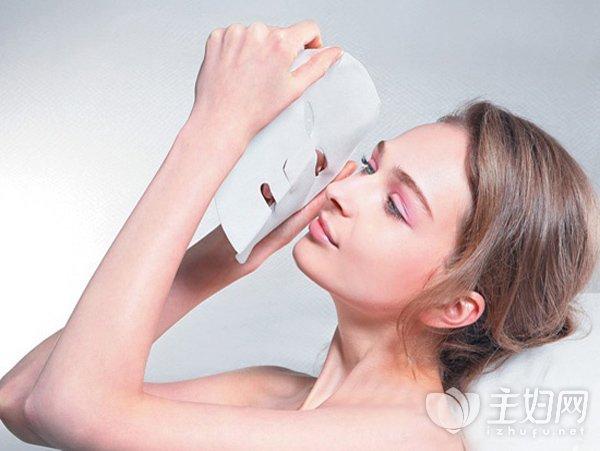 敏感肌能敷面膜吗