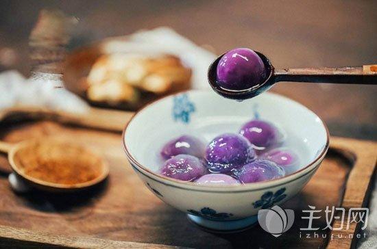 紫薯水晶汤圆的注册送3元捕鱼棋牌