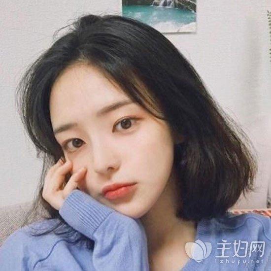 2018年女生流行发型图片 长发短发齐肩发随便选