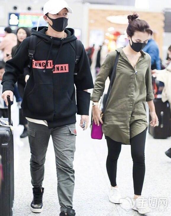 韩庚卢靖姗结婚了吗