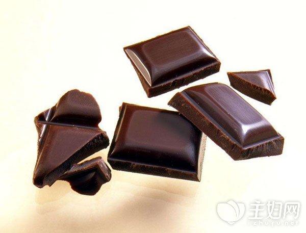 经期能不能吃巧克力