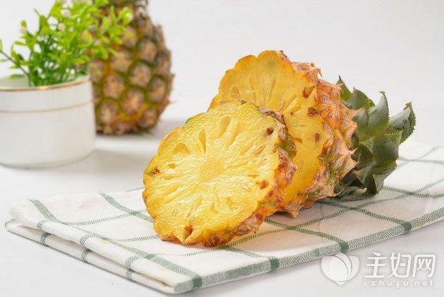 凤梨是菠萝吗