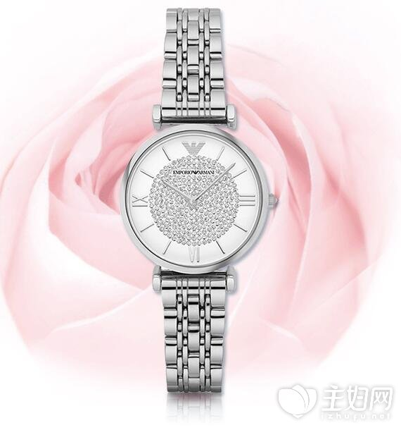 armani阿玛尼满天星手表是机械表