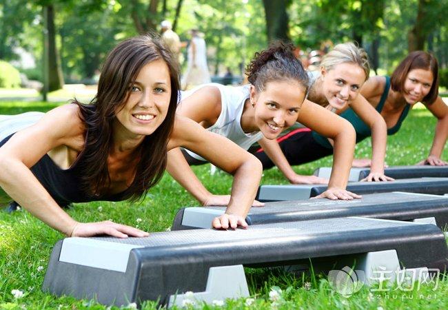 想要减肥快 那就赶紧运动起来
