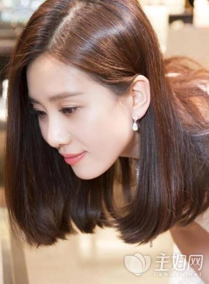 仙女烫是什么发型