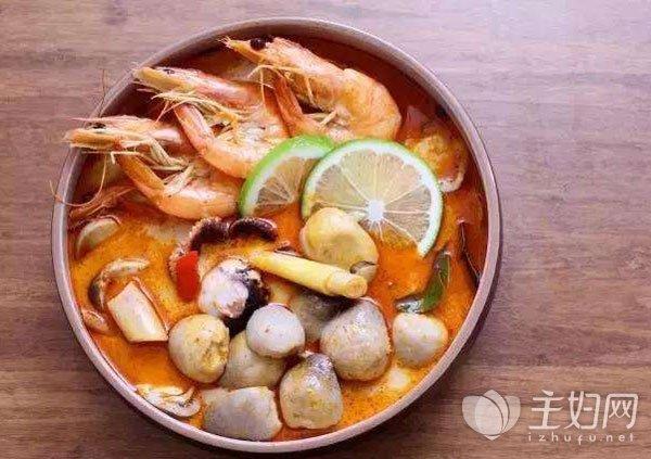 去泰国旅游吃什么
