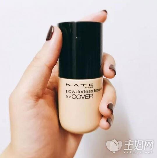 油性皮肤用什么粉底液