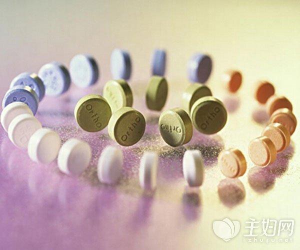 长期服用避孕药的危害