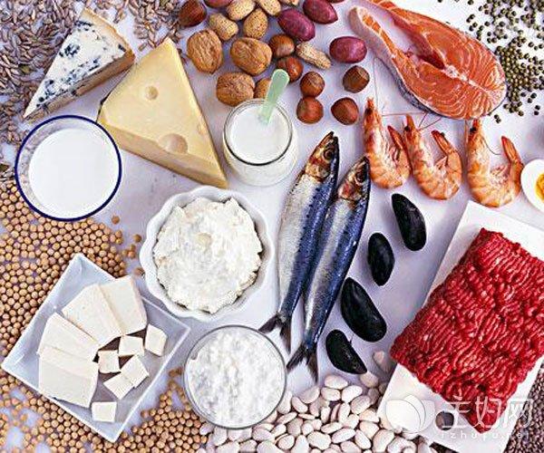 吃高蛋白质食物的注意事项