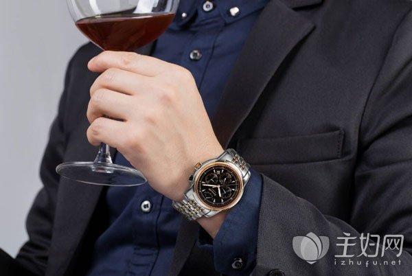 成功男士戴什么表