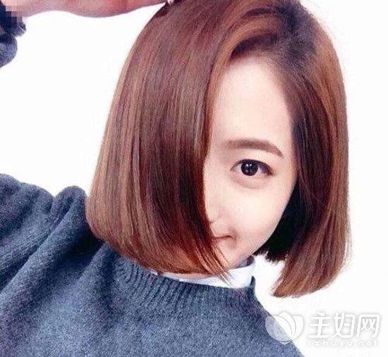 女生短发怎么剪好看 2018流行短发造型喜欢照剪