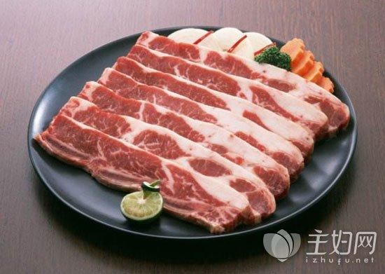 如何科学吃肉