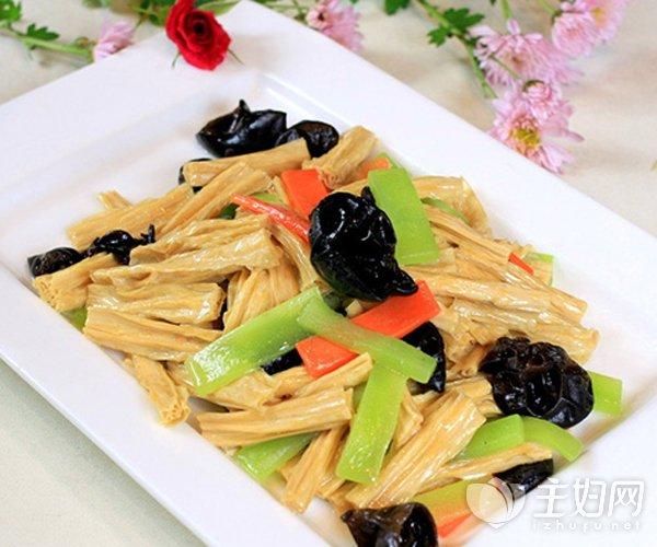 腐竹怎么做好吃