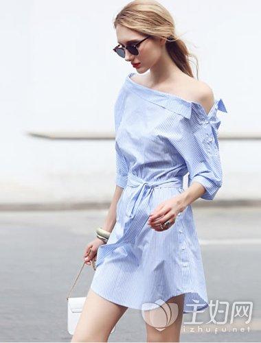 夏季到了不必总买裙子 有这五件裙子就够了