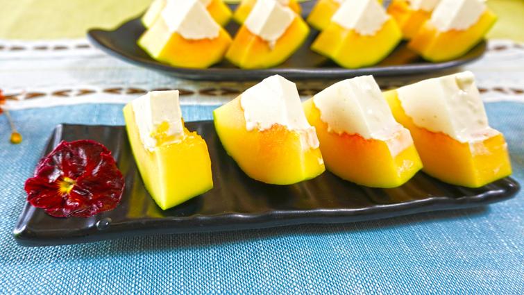 木瓜的功效与作用 木瓜奶冻清爽Q滑