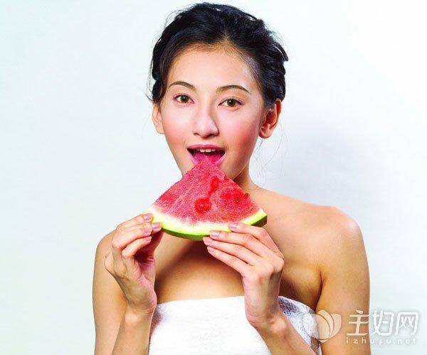 减肥期间可以吃西瓜吗