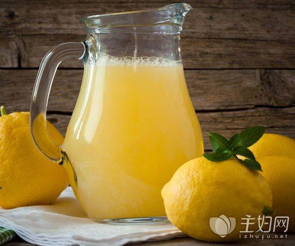 喝柠檬汁减肥的注意事项