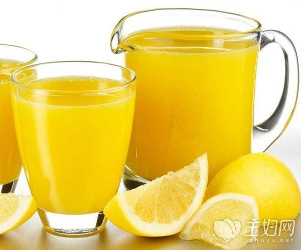 柠檬榨汁喝可以减肥吗
