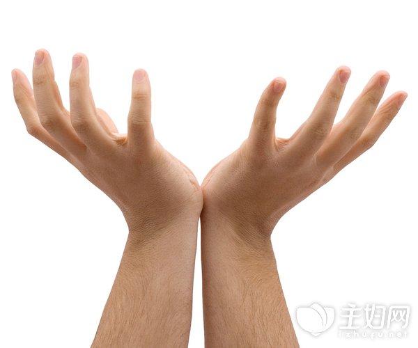 怎样通过手掌纹看健康