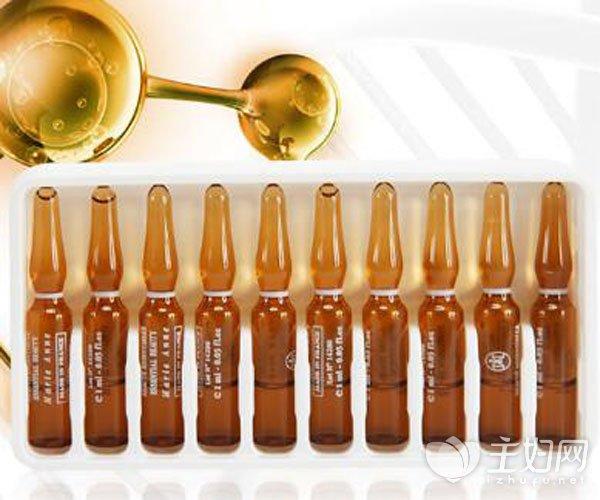 安瓶精华液护肤功效及类型