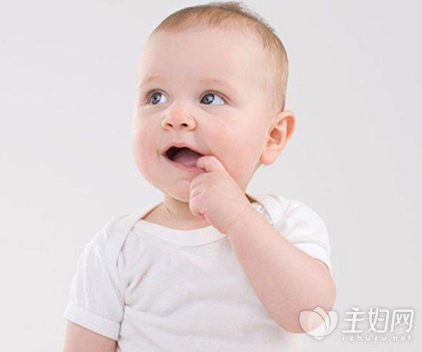 宝宝流口水的原因