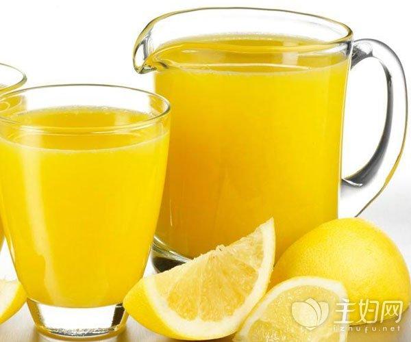 喝柠檬水可以晒太阳吗