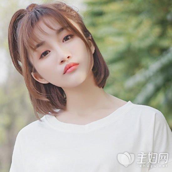 女生最流行短发发型 2018年人气爆款短发造型